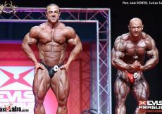 2017 EVLS Prague - Bodybuilding 212 PRO, Semifinal