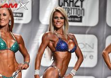 2014 Montreal - Prejudging Bikini 169 cm