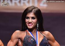 2017 World Womens - Bodyfitness 158cm