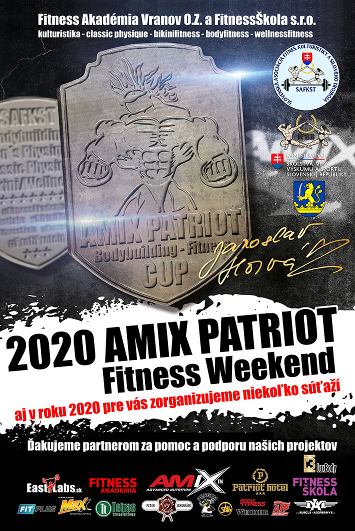 Amix Fitness Weekend