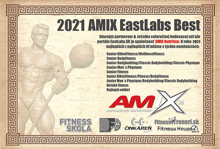 2021 AMIX EastLabs Best