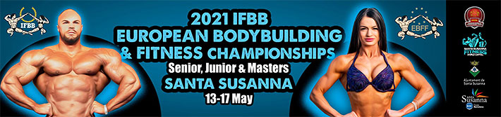 2021 IFBB European Championships