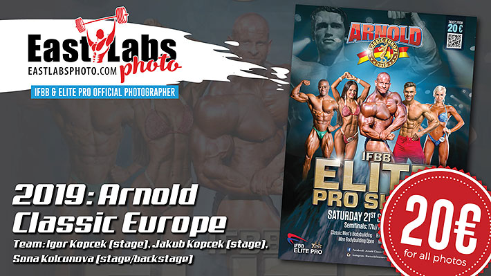 Arnold Classic Europe