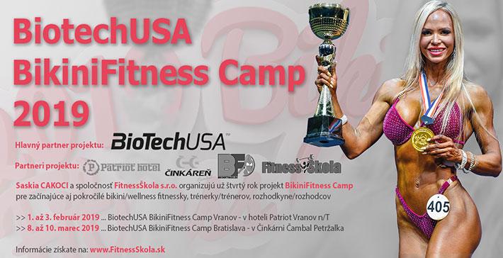 BiotechUSA bikinifitness camp