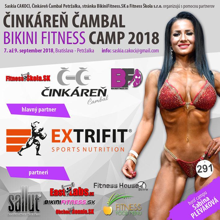 Činkáreň Čambal BikiniFitness Camp
