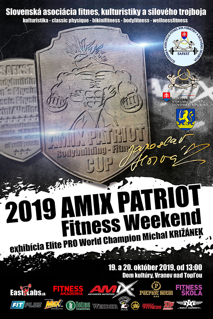 2019 AMIX Patriot Fitness Weekend
