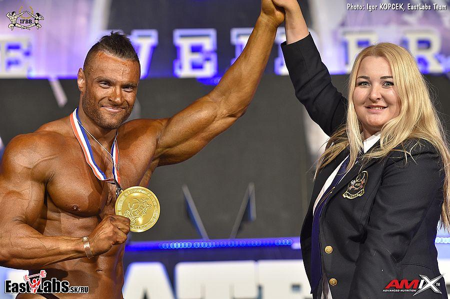 ВИДЕО - Абсолютные Чемпионы 2017 Olympia Amateur Marbella