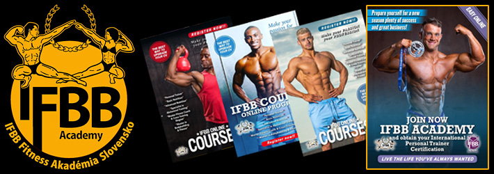 IFBB Fitness Akadémia Slovensko