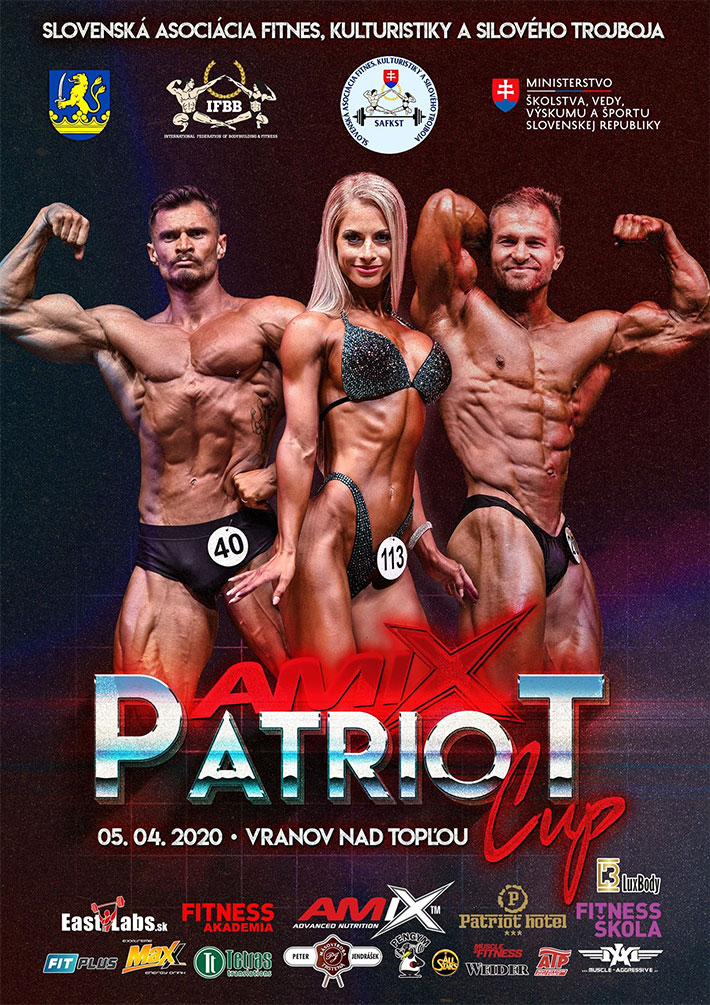 2020 AMIX Patriot Cup Vranov