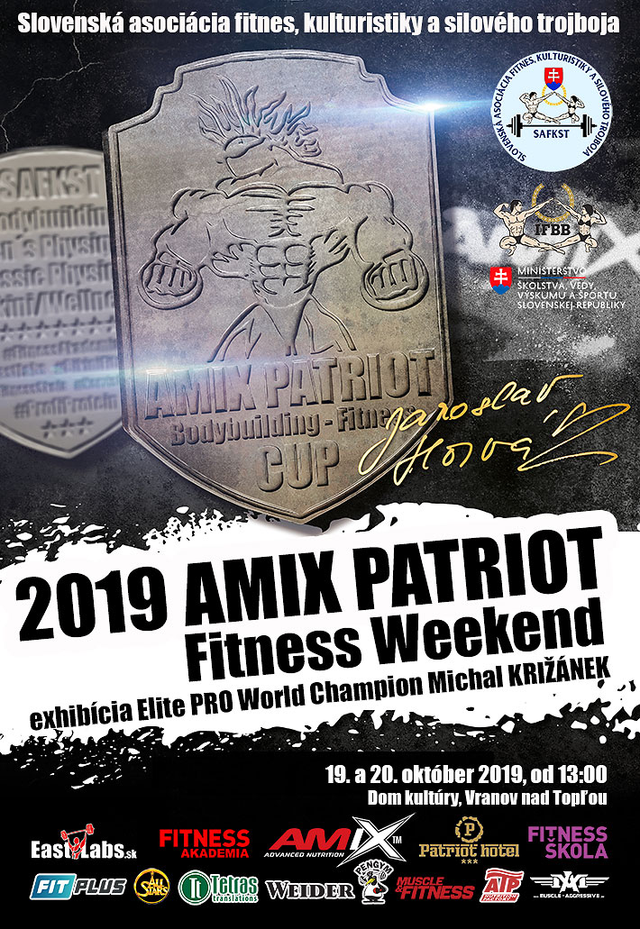 Amix Patriot Fitness Weekend