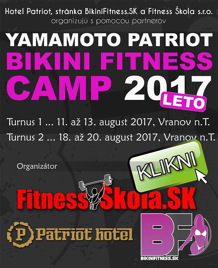 Bikini Fitness Camp LETO