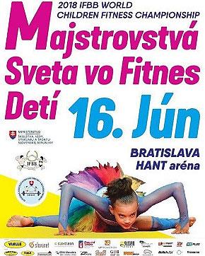 Majstrovstvá sveta vo fitness detí
