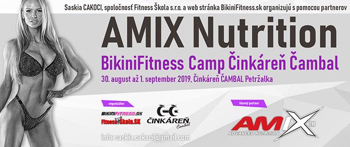 BikiniFitness Camp Cinkaren Cambal