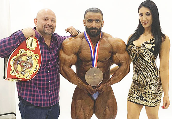 Hadi Choopan Mr Olympia
