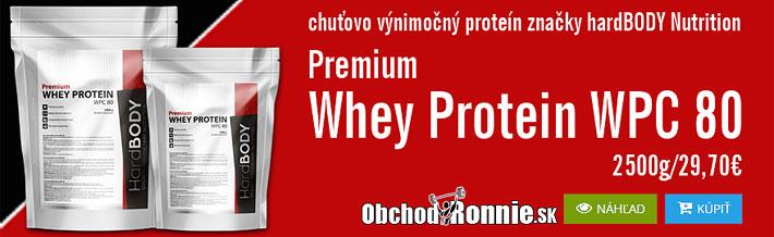 hardbody whey protein