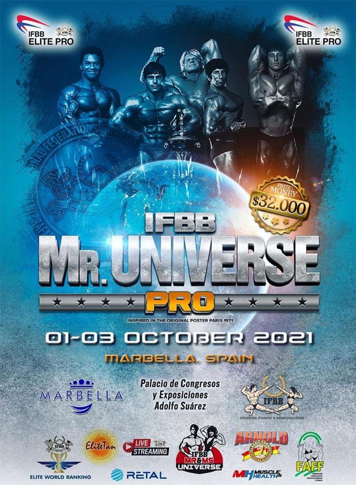 IFBB Mr. Universe