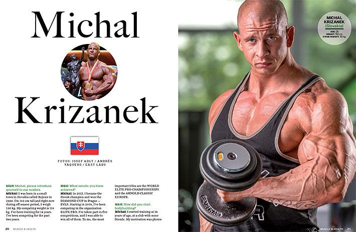 Michal Krizanek
