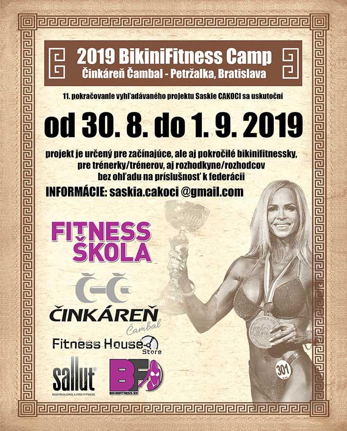 BikiniFitness Camp