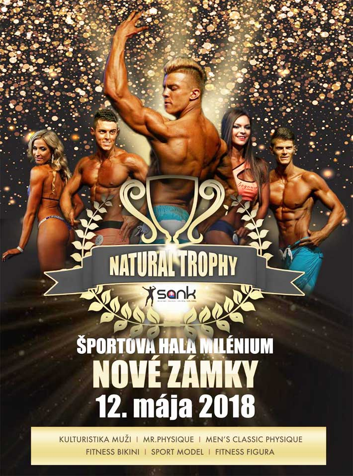 Natural trophy Nove Zamky