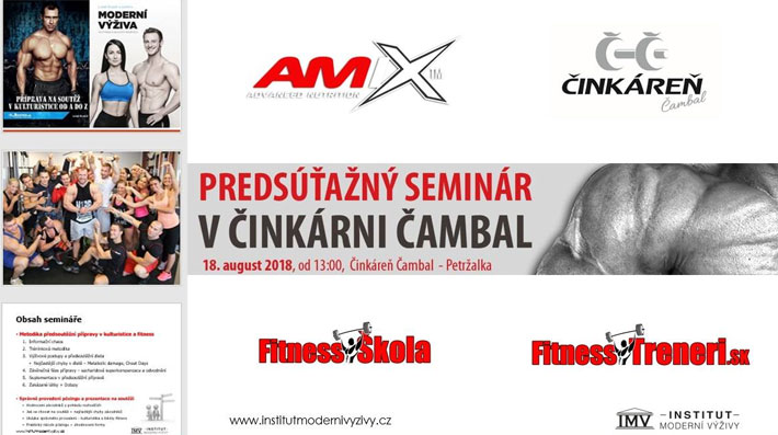Predsutazny seminar Cinkaren Cambal