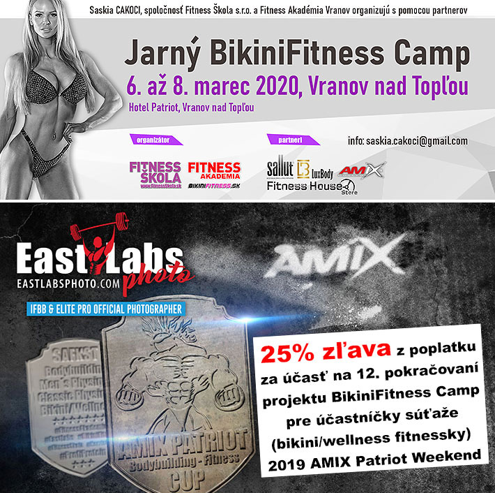 Wellness Bikinifitness Camp
