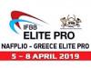2019 Elite PRO Nafplio - kto nastúpi na súťažné pódium?