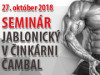 Marián ČAMBAL - seminár s Paľom Jablonickým bude už túto sobotu!