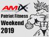 10 dní do súťaže 2019 AMIX Patriot Fitness Weekend
