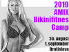 2019 AMIX BikiniFitness Camp v Činkárni Čambal Petržalka