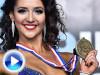 Kristína JURICOVÁ - Fitness Superstar na 2019 IFBB/EBFF Európskom šampionáte