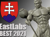 2021 AMIX EastLabs Best - hodnotiace kritériá, bodovanie, nominácie