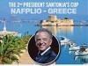 Druhý ročník President Santonja Cup v Grécku