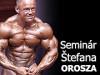 FitnessNalieváreň 3 - v marci sa tešte na seminár so Štefanom OROSZOM!