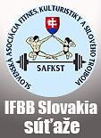 IFBB Slovakia súťaže