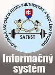 SAFKST Info systém