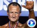 Emil KOPŠÍK na súťaži 2018 IFBB Diamond Cup Ostrava