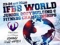 Fotogaléria - 2020 IFBB World Junior Championships