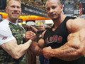 Michal KRIŽÁNEK - na tréningu s Elite PRO šampiónom, Part 1