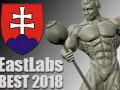 2018 AMIX EastLabs Best - kto je najlepší v detskom fitness?