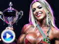 VIDEOKLIP - Elite PRO Wellness a Bikini na 2019 Arnold Classic Africa