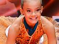 Detské fitness hviezdy - Nelli Novodomská, úradujúca superstar medzinárodnej scény