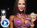 VIDEOKLIP - Timea TRAJTEĽOVÁ na súťaži 2018 IFBB Santonja´s Cup