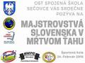 2018 Otvorené Majstrovstvá Slovenska v mŕtvom ťahu