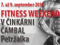 Pripravujeme pre vás Fitness Weekend v Činkárni Čambal Petržalka