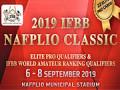 Slováci na 2019 IFBB Nafplio Classic a Elite Nafplio PRO