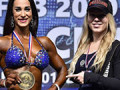 Wellnessfitnessky na 2019 IFBB World Fitness Championships Bratislava
