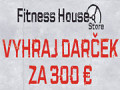 Fitness Weekend skončil - kto získal cenu od FitnessHouse Store?