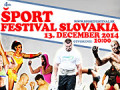 Šport festival Slovakia - pozvánka na 4. ročník úspešného podujatia