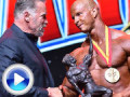 VIDEOKLIP - Michal KRIŽÁNEK a kategória PRO na 2018 Arnold Classic Europe