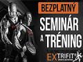 Tento víkend vás čaká seminár s Extrifit Teamom